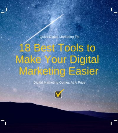 18 Apps Which Will Play Major Role in Digital Marketing In 2019 - A Complete Guide