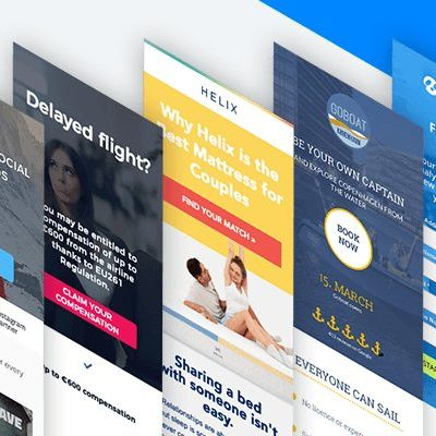 Mobile Landing Page Examples That Seriously Set the Bar