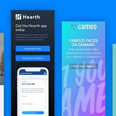 8 Incredible App Landing Pages (and How You Can Create Your Own)