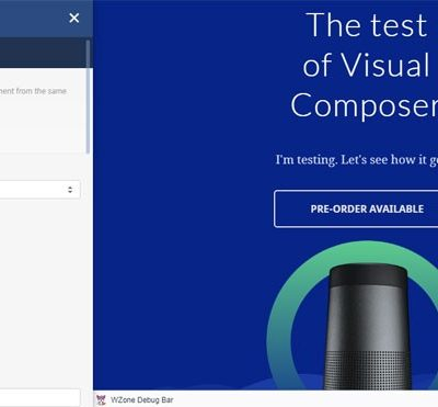 Visual Composer review and discount code