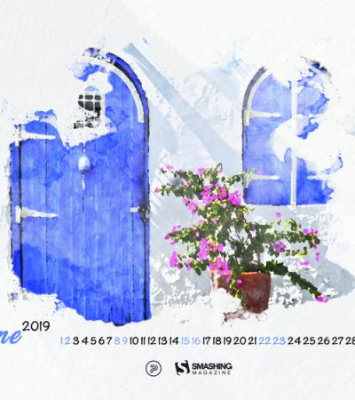 Inspiring Wallpapers For A Colorful June (2019 Edition)