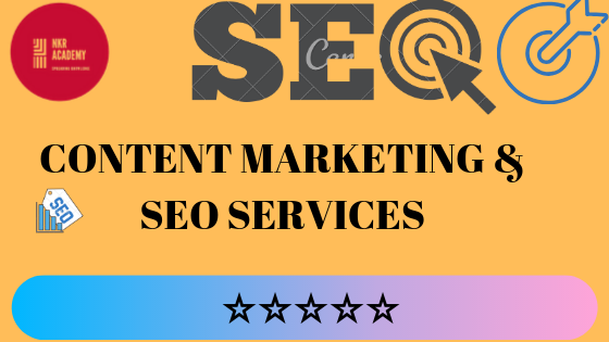 Content Marketing And SEO Services